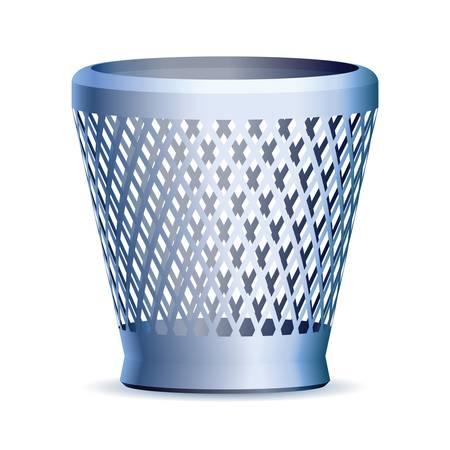 delete: Trash can,