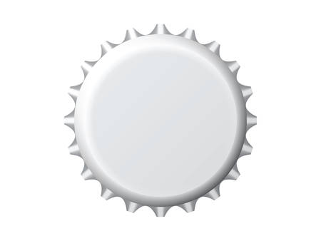 An illustration of a nice bottle cap Vector