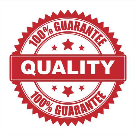 100% Quality guarantee Vettoriali
