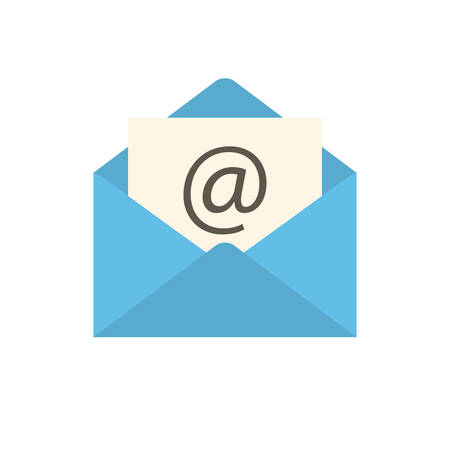 icon: Icon Email (design piatto)