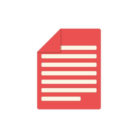 artikelen: Artikelen, moderne flat icoon met lange schaduw