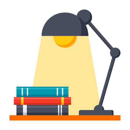 study icon: Study Vector Icon Stock Photo