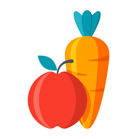 food ingredient: Carrot with Apple