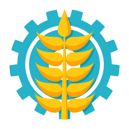 Agronomy Vector Icon