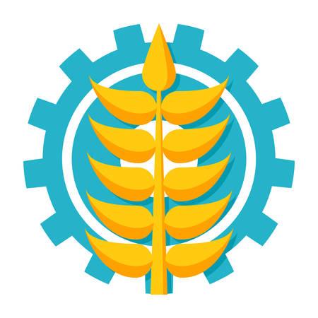 Agronomy Vector Icon