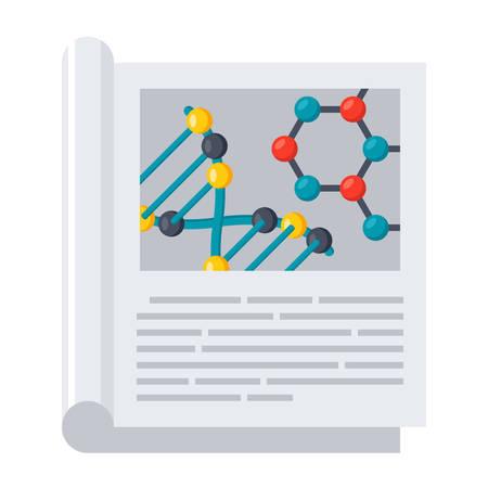 과학 저널 아이콘