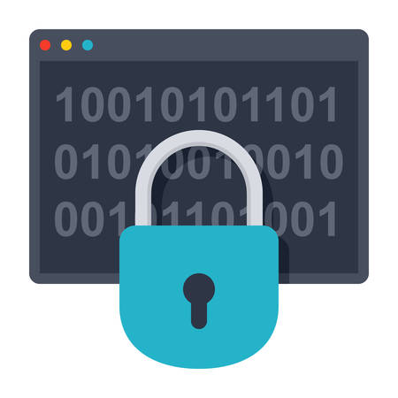 debug: Cryptography Science Icon