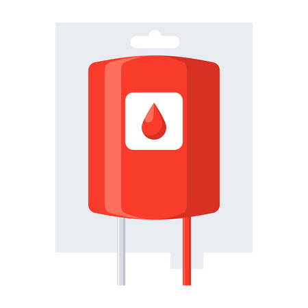 blood supply: Blood Transfusion Icon