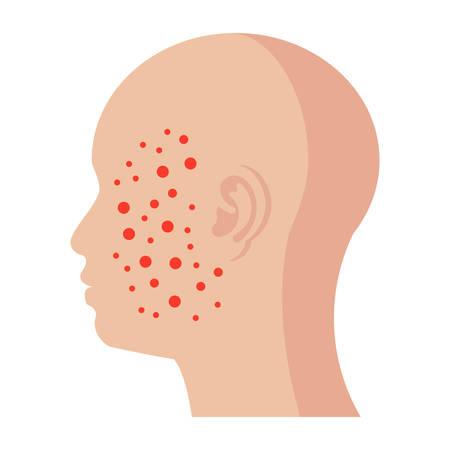 Dermatology Vector Icon