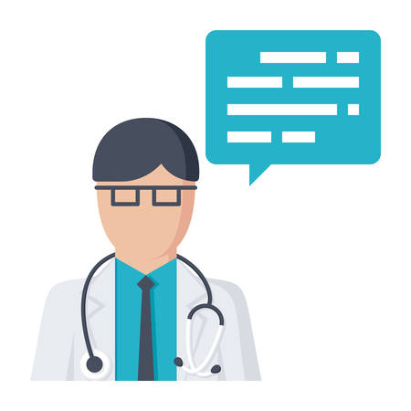 general practitioner: Doctor Consultation Icon