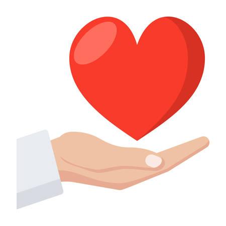 Icône Heart Care