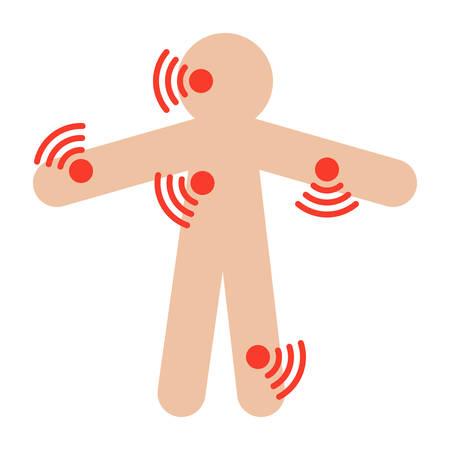 Symptom Checker Medical Icon
