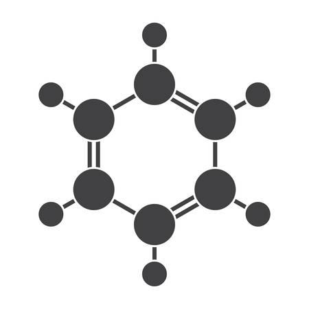 Benzene Molecular Model