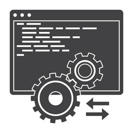 decode: API Vector Icon
