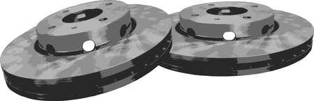 brake: Brake disc
