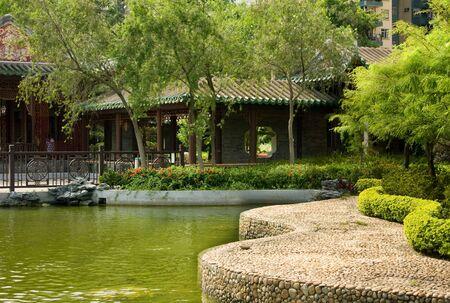 chinese garden Stock Photo - 7359923