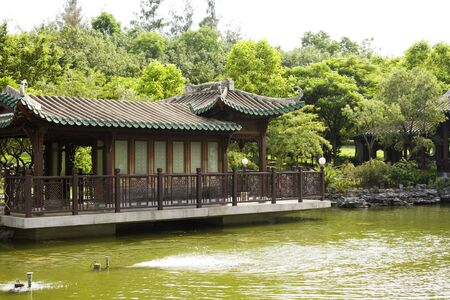 chinese garden Stock Photo - 7454584