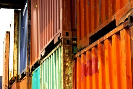 Containers Stock Photo - 7454473