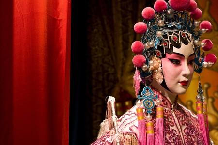 kong: chinese opera dummy