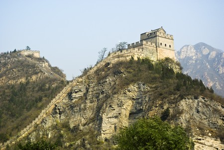 The Great Wall of China Simatai section  photo