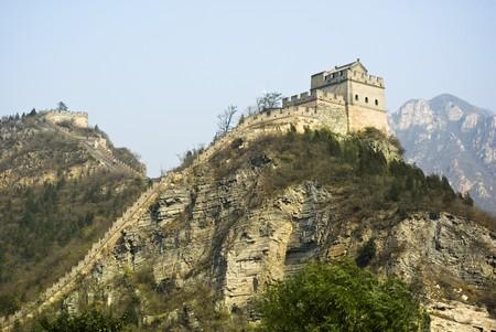 The Great Wall of China Simatai section  photo