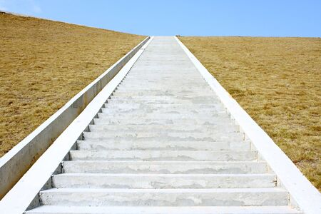 Stairs in the park photo