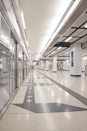 stairwell: Hongkong underground