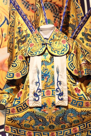 chinese opera: chinese opera cloth