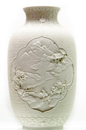 flower vase  photo