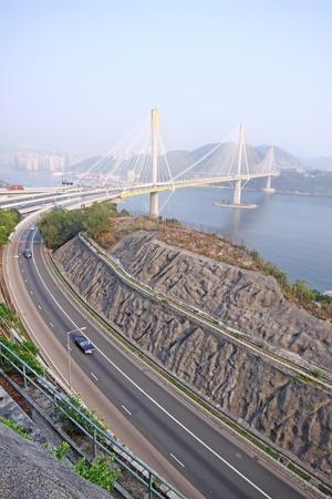 Ting Kau Bridge photo