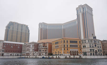 famous industries: macao