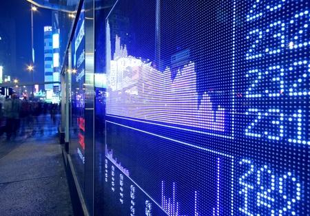 Echtzeit-Kurse an der Börse.