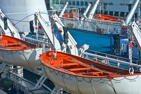 lifeboat: rescue boat