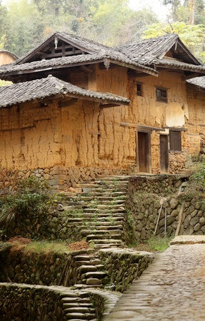brick earth: Fujian tulou-special architecture of china
