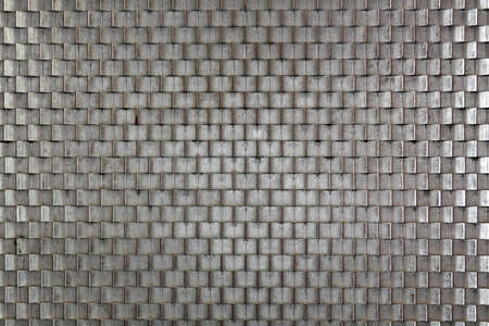 durable: steel wall background Stock Photo