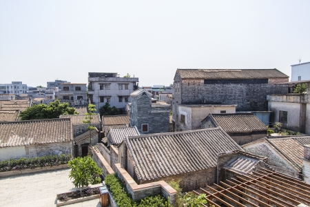 zhouzhuang: old style village in China