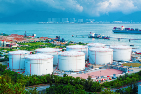 storage tank: oil and fuel tanks in hong kong