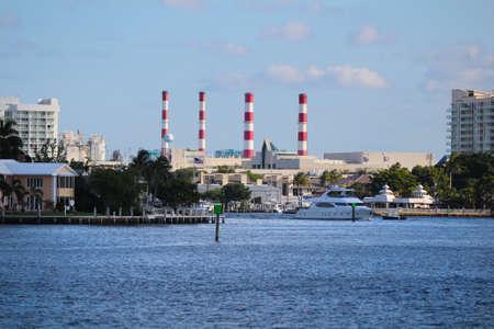 port everglades: Port Everglades Power Plant, Fort Lauderdale