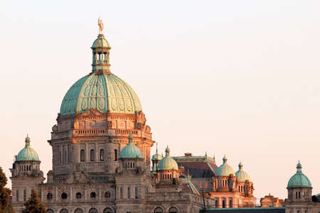 The historic parliament building (built in 1893), victoria , bc, canada