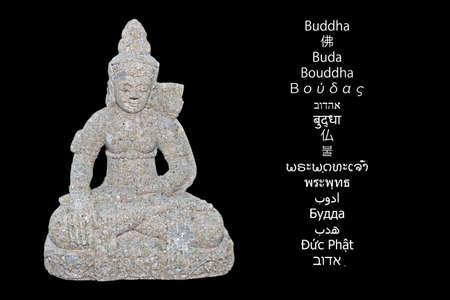 buddha image: Buddha in many languages
