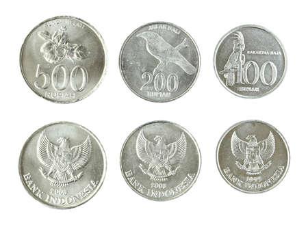 Indonesian Rupiah Coins