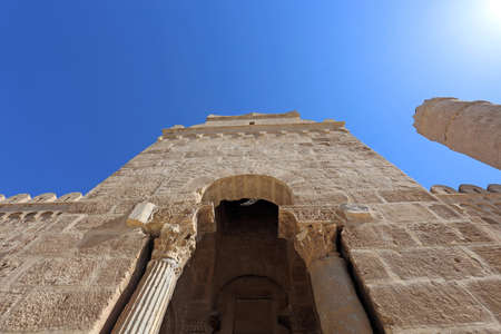 The Sousse Ribat is nearly 1200 years old