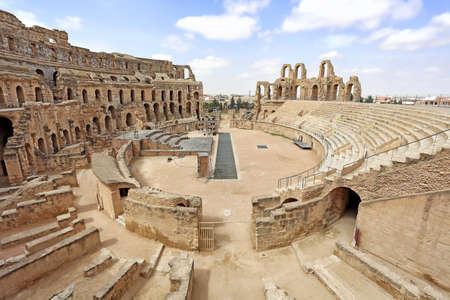 Amphitheatre of El Djem - UNESCO World Heritage Centre Editorial