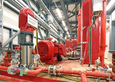 Fire Pump Station Editorial