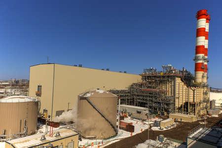 Power Plant Imagens