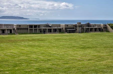 puget: Fort Casey