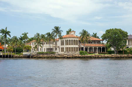 Waterfront real estate in Fort Lauderdale, Florida Redakční