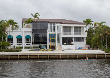 Waterfront immobiliare in Fort Lauderdale, Florida