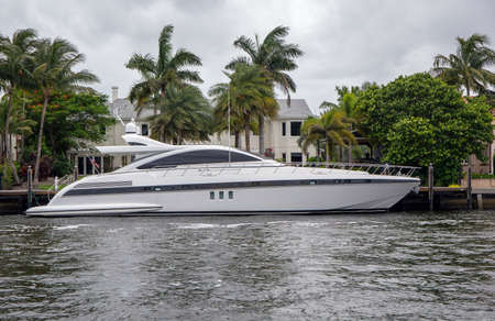 Luxury Yacht in Fort Lauderdale, Florida