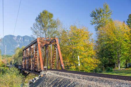 warren: A Warren Truss railway bridge